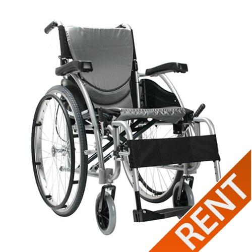 We Have All Kinds Of Manual Wheelchairs For Rent Ranging